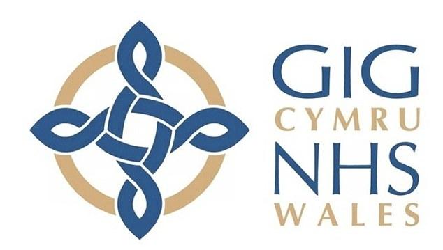 NHS Wales logo aka GIG Cymru llllogogoch